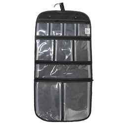 Household Essentials 06910 Hanging Toiletry Travel Bag for M