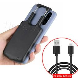 5000mAh Travel Battery Charger Cover Case For Samsung Galaxy