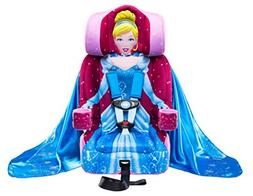KidsEmbrace Cinderella Booster Car Seat, Disney Combination