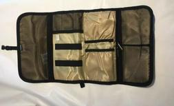 Patu Roll Up Folding Travel Organizer Case for Cables, Memor