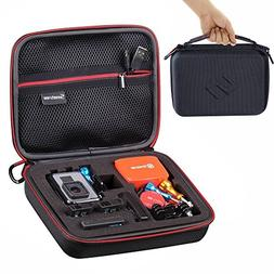 Smatree Carrying Case for GoPro Hero 7, 6, 5, 4, 3+, 3, 2, 1