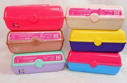 Caboodles Classic Retro Vintage Makeup Travel Case Pretty In