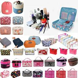 Cosmetic Organizer Storage Bags Beauty Makeup Case Travel To