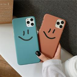 Cute Smiley face Painting Phone <font><b>Case</b></font> For