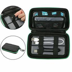 Electronics Accessories Organizer Travel Bag Storage Cable U
