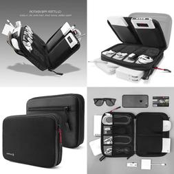Tomtoc Electronics Organizer Travel Cable Accessories Case P