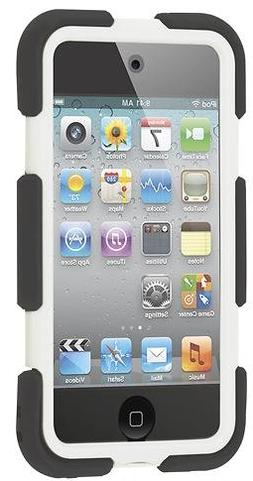 Griffin GB01962 Rugged Case for iPod Touch 4G, Black