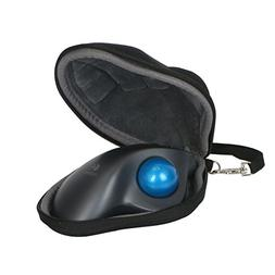 Hard Travel Case for Logitech M570 Wireless Trackball Comput