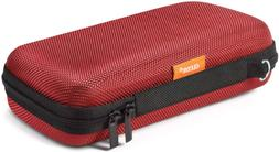 Hard Protective Travel Case, GLCON Electronic Organizer for
