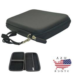 Hard Shell GPS Case Carrying Travel Case Bag For Garmin 7 In