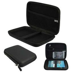 Hard Shell Storage Carrying Travel Case Bag For 7 Inch Gps N
