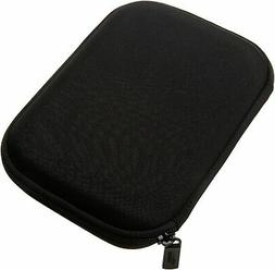 Hard Travel Carrying Case for 5 Inch GPS, Black