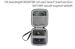 co2crea Hard Travel Case for NETGEAR Nighthawk M1 Mobile Hot