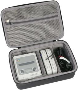Hard Travel Case for Nintendo Super Famicom Game Console by