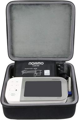Hard Travel Case Replacement For Omron 10 Series Bp7450 Bp54