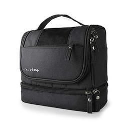 Insulated Lunch Bag, Lunch Tote, Dual Compartments Lunch Bag