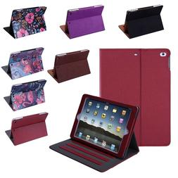 6th Generation iPad Case 9.7 2018 Smart Cover Sleep Wake Sta