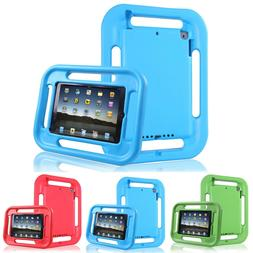 iPad Air 2 Kid Safe Case Shock Absorbing Multi Handle Easy G