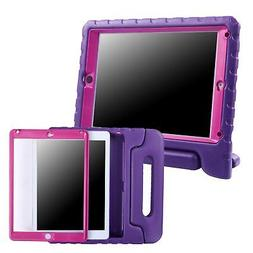 HDE Case for iPad Mini 1 2 3 Kids Shockproof Bumper Hard Cov