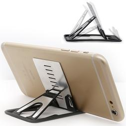 iPhone iPad Kickstand Multi-angle Holder Tablet Portable Min