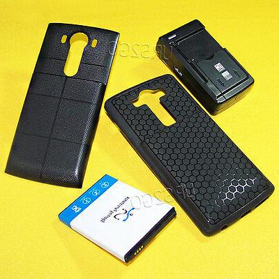 11000mah extended battery travel charger door cover