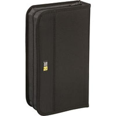 Case Logic CD/DVDW-64 72 Capacity Classic CD/DVD Wallet
