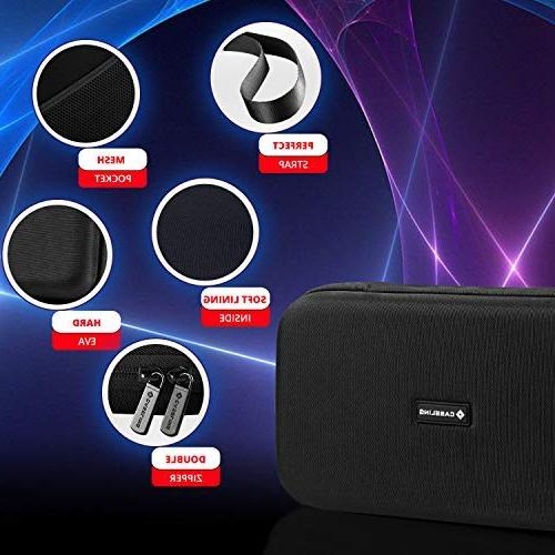 Caseling Bag for Mini/Mini Bluetooth Wireless Speaker Cradle. with The