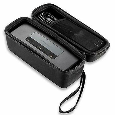 Caseling Hard Case Travel Bag for Bose Soundlink Mini/Mini 2