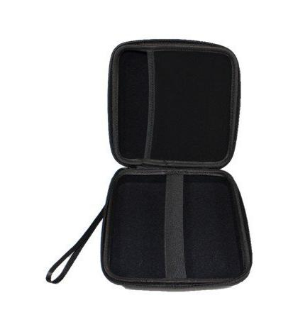 Caseling Carrying Travel Storage Case External DVD, CD, Blu-ray and Drives Black