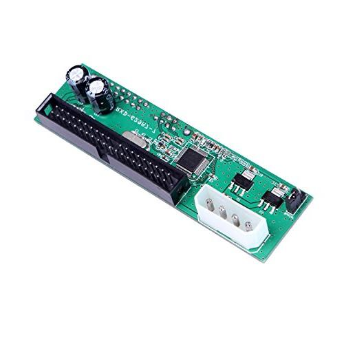 HDE IDE//EIDE//PATA Computer to SATA Hard Drive Interface Adapter for PC and Mac