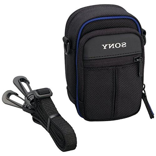Sony LCSCSJ Soft Carrying Case for Sony S, W, T, and N Serie