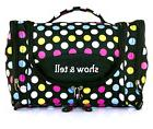 Cosmetic Bag MakeUp Organizer Hanging Toiletry Pouch Case St