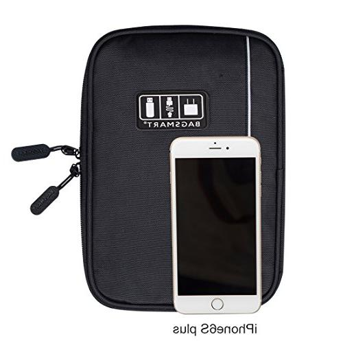 BAGSMART Universal Organizer For Charger and