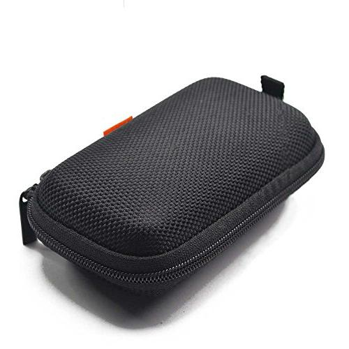 GLCON Portable Protection Hard Inner Pocket,Zipper Enclosure Exterior,Lightweight Universal Wired/Bluetooth Purse