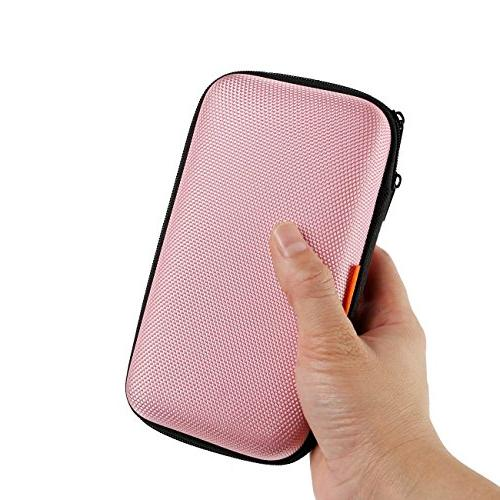 GLCON Cell Phone Case,Portable Protection External Battery,GPS,Hard Drive,USB/Charging Enclosure Durable Pouch