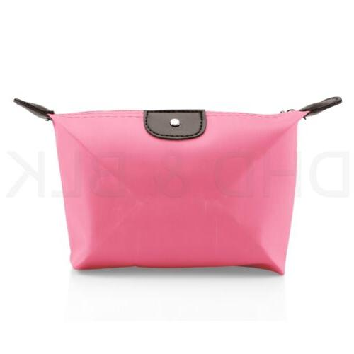 Cosmetic Case Zipper Handbag Travel