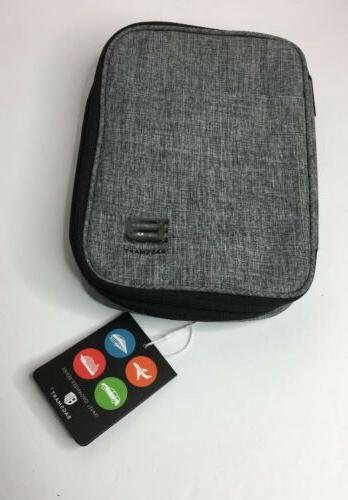 BAGSMART Double Layer Cable Organizer