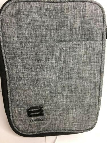 BAGSMART Travel Cable Gray Case