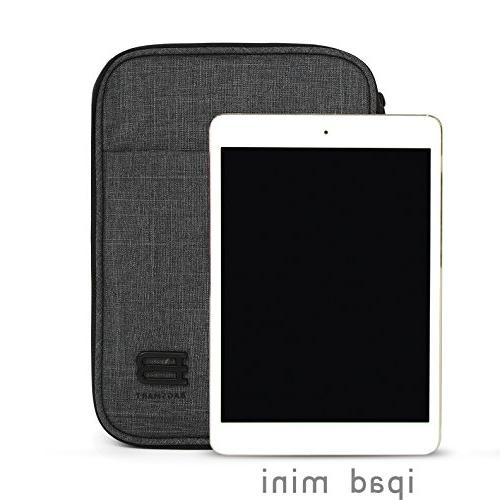 BAGSMART Organizer for Cables, Charge, Charger, Charger, Black