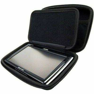 Garmin GPS Case 7 Inch Extra Large Bag Cover Hard Shell Carr