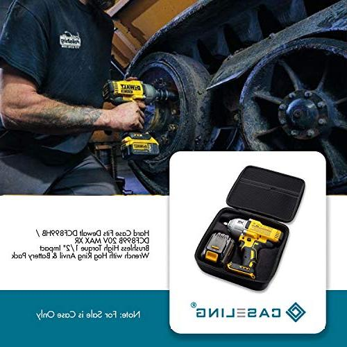Hard DCF899HB MAX High Torque with Ring & Battery Pack