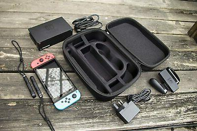 AmazonBasics Shell and Case for Nintendo Switch - x 4.8 x