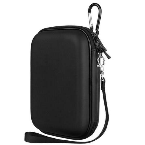 Hard Travel Bag for Giant+ Portable Battery Pouch
