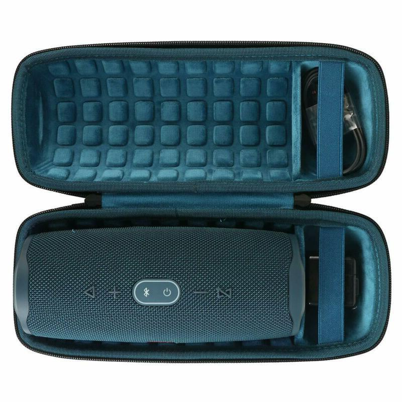 Co2Crea Hard Travel Case For Jbl Charge 4 Portable Bluetooth