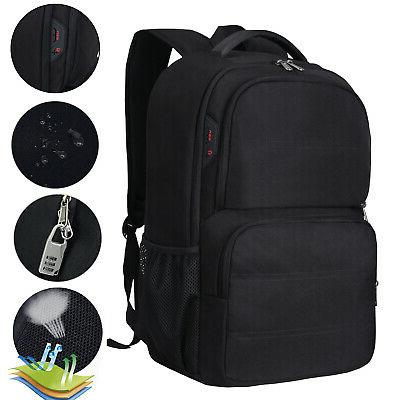 Large Anti-Theft Waterproof Business Travel Shoulder
