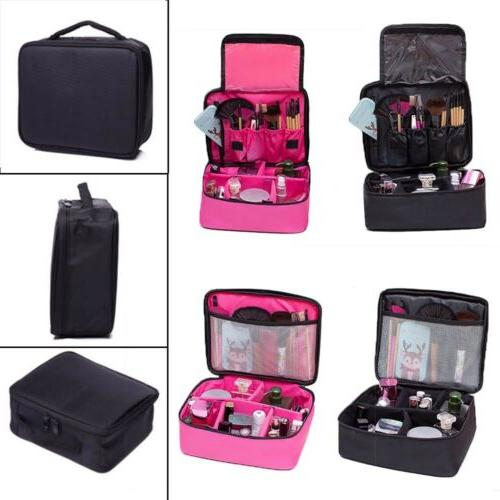 Large Bag Cosmetic Case Storage Travel Organizer Bags Artist