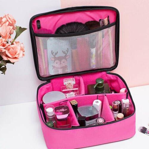 Large Makeup Case Storage Organizer Bags