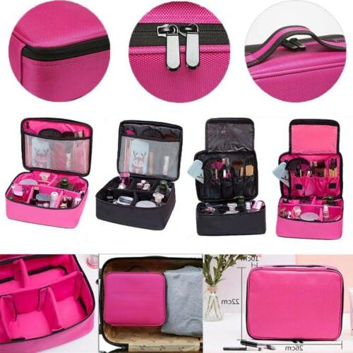 Large Makeup Cosmetic Case Storage Organizer