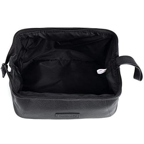 Alpine Swiss Lauter Toiletry Bag Kit Case