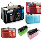 Multi-Pocket Handbag Organizer Insert for Tote Bag Purse Lin